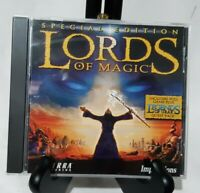 Lords Of Magic Special Edition 1998 PC CDROM Includes Legends Of Urak Quest