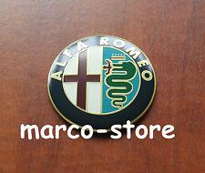Logo Embleme calandre ALFA ROMEO MITO GIULIETTA 147 156 159 BRERA GT 74mm