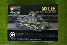US M3 LEE Allied Medium Tank Bolt Action Warlord Games 28mm