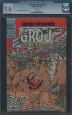 GROO THE WANDERER (1982) #2 CGC 9.6 NM+ WP REMARK AND SIGNATURE ON 1ST PAGE