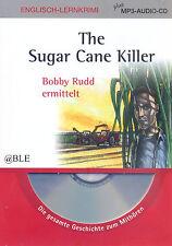Englisch Lernkrimi + The Sugar Cane Killer + plus MP3 Audio CD + Lesen + Hören