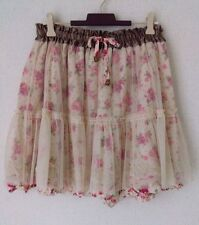 axes femme Skirts from Japan Flower Sweet Kawai Hime gal Fashion