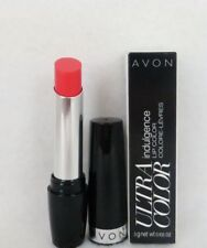 NEW Avon Ultra Color Indulgence Lip Color (Peach Petunia) True Instant Color.