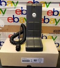 New listing New Motorola Desk Microphone Rmn5070A for Apx, Xtl, Xpr mobile / base radios