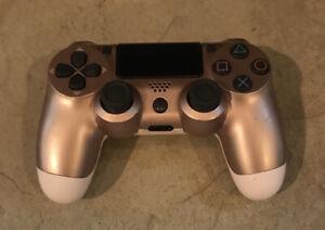 Playstation Duel Shock controller Model CUH-ZTC2U - Rose Color
