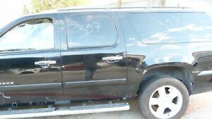 07 08 09 10 11 12 13 14 CHEVROLET SUBURBAN 1500 DRIVER/LEFT REAR DOOR OEM