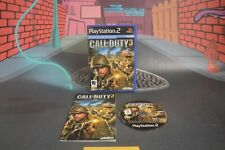 Call of Duty 3 (Sony Playstation 2 PS2 2006) Completo