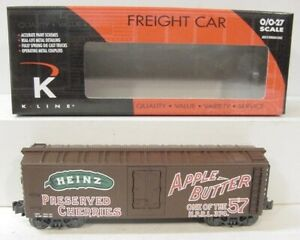 K-Line K642-5209 Heinz Refrigerator Car NIB
