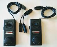 DUAL COMMAND & Y Cable Joystick Paddle Controllers for Atari 2600 game console R