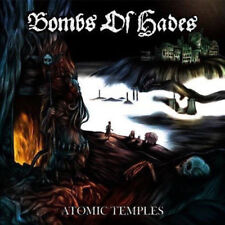 Bombs of Hades : Atomic Temples CD (2014) ***NEW***