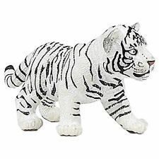 WHITE TIGER CUB Replica # 50048 ~ FREE SHIP/USA w/ $25.+ Papo Products