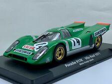 Fly 88318 Porsche 917K Green Sandeman #14 1971 Vila Real - Mario Araujo Cabral