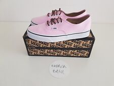 Vans Era CA Authentic Brushed Twill Pink Mist US Men 8.5 US Women 10