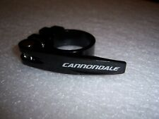 New Cannondale Quick Release Seatpost Clamp 31.8mm