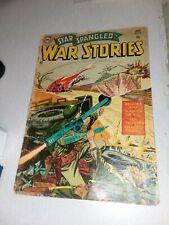 Star Spangled War Stories #26 dc comics 1954 golden age precode Grandenetti art