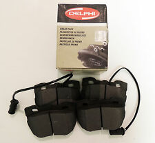 Land Rover DISCOVERY- FRONT BRAKE PADS  (VENTED Rotor) STC9190  Premium DELPHI