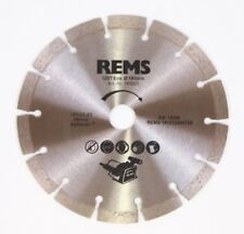 REMS Universal Diamant Trennscheibe Eco 180 mm Nr. 185025 Krokodil Mauernutfräse