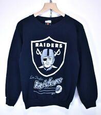 Vintage 1992 LA Raiders NFL American Football Sweatshirt 90s Rare NFL size SMALL