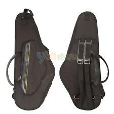 New Top Grade Padded Foam Alto  Saxophone Sax Soft Case Gig Bag Black