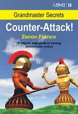 Grandmaster Secrets: Counter-Attack! By Zenon Franco. NEW CHESS BOOK