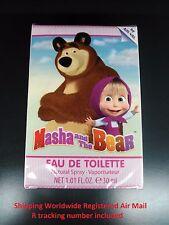 Masha and The Bear Eau De Toilette , 30ml / 1oz ( Air-Val International )