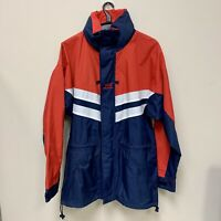Vintage HELLY HANSEN Twin Sails Yachting Jacket Men's Small