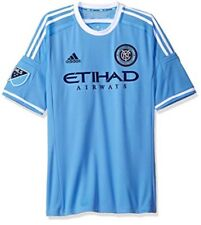 New York City FC Adidas KIDS Primary Replica Jersey Size: Kids Small