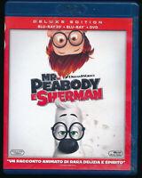 EBOND  Mr. Peabody e Sherman BLU-RAY 3D + BLU-RAY non contiene DVD D561066