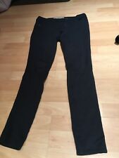 Clothing, Abercrombie, jeans, navy, stretch