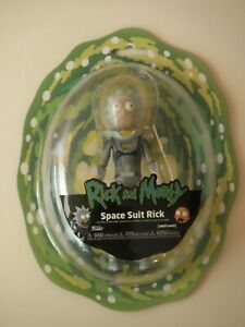 FUNKO - RICK AND MORTY - SPACE SUIT RICK 5.5 INCH ACTION FIGURE