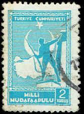 Scott # RA50 - 1941 - ' Soldier & Map of Turkey '