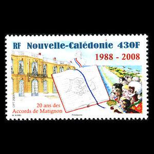 New Caledonia 2008 - 20th Anniversary of the Matignon Accords - Sc 1039 MNH