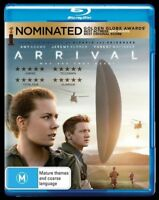 Arrival Blu-Ray : NEW