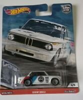 BMW 2002 Door Slammers Hot Wheels 2020 Car Culture Real Riders 4/5 Mattel