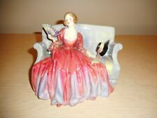 "Vintage Royal Doulton ""Sweet and Twenty"" Figurine - HN1298"