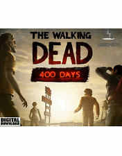 The Walking Dead 400 Days Dlc Steam Download Key Digital Code [DE] [EU] PC