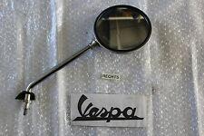 Vespa Gt 125 L Gran Turismo Espejo Retrovisor Mirror Derecho #R5420