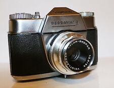 Voigtländer Bessamatic M mit Color Skopar 2,8/50mm Objektiv