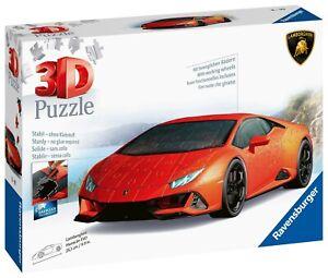 Ravensburger 3D Puzzle - Lamborghini Huracan EVO (11238)