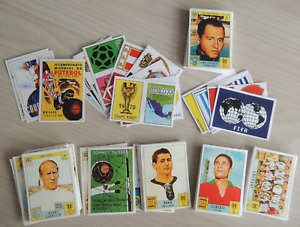 PANINI Mexico 70 World Cup 1970: complete card set (reproductions) 288 figurines