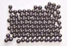 200 Eisenkugeln/Stahlkugeln 9,5 mm für Zwille, Sport-Schleuder