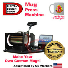 Mug Heat Press, Professional, Sublimation Heat Press Machine
