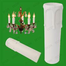 Plafonniers et lustres blancs en plastique sans marque pour la maison