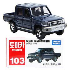 TAKARA TOMY TOMICA 103 TOYOTA LAND CRUISER 1:71 Diecast Metal MINICAR TOY