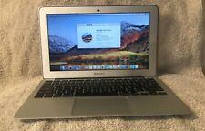 "Apple MacBook Air Core i5 1.6GHz 4GB RAM 128GB SSD 11"" A1465 - MJVM2LL/A"