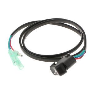 Trim Tilt Switch For for for Suzuki Outboard Remote Control Box # 37380-92E10