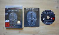PS3 - Dishonored - Spiel des Jahres Edition - (OVP, mit Anleitung)