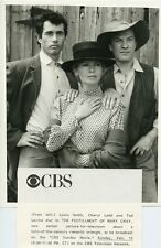 CHERYL LADD LEWIS SMITH TED LEVINE FULFILLMENT OF MARY GRAY 1989 CBS TV PHOTO