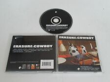 ERASURE/COWBOY(MUTE INT 846.937)CD ALBUM
