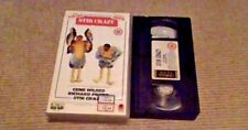 STIR CRAZY COLUMBIA TRISTAR UK PAL VHS VIDEO 1995 Gene Wilder Richard Pryor